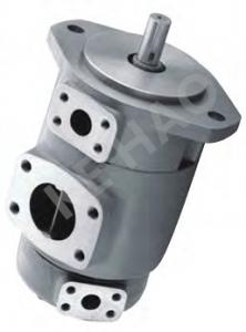 China DoubLe CAT Vane Pump Series , Cartridge Cast Iron Hydraulic Gear Pumps on sale