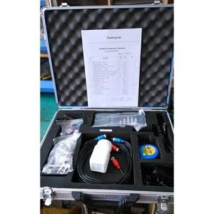 China Handheld Ultrasonic Flow Meter ZERO100HU Series on sale
