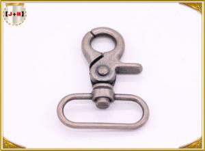 China Antique Brass Brused Swivel Snap Hooks , Various Color Swivel Trigger Snap Hook on sale