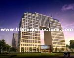 Multi-Storey Steel Building For Office Building For Exhibition Hall, Office Building