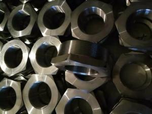 China ASME B16.11  NPT Flush/Hex A182 F904L Duplex Stainless Steel 904L N08904 Bushing on sale