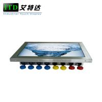 China Computer Windows Linux Rugged Panel PC IP65 IP67 Waterproof Touch Screen High Brightness on sale