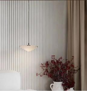 China Wave Design MDF Wall Board For Kindergarten Decoration on sale