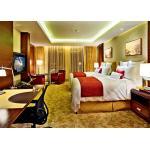 Durable Hotel Modern Platform Bedroom Sets , Affordable King Bedroom Furniture Sets