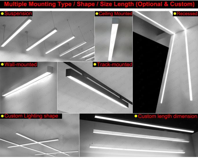 Tube Light Fixture