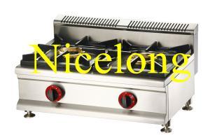 China Nicelong 2 burners portable gas stove GBS-2Y on sale