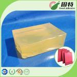 La resina sintética APAO del polímero del pegamento fuerte del pegamento piezosensible basó el pegamento caliente del derretimiento