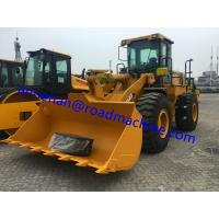 G-Series XCMG ZL50GN Compact Wheel Loader 5T 3m3 Bucket Capacity