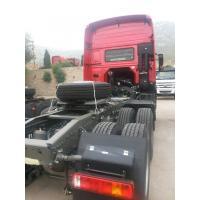 3.5 Inch Kingpin Heavy Duty Tractor Truck For 40 Tons Loading Hw79 Cabin