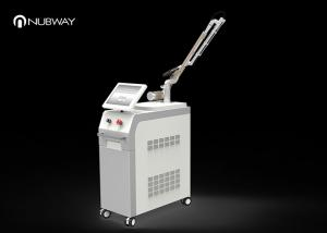 China 1064nm/532nm Q Switched ND YAG Laser Machine For Tattoo Pigments Removal on sale