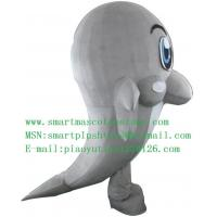 China dolphin mascot costume,adult dolphin costume on sale