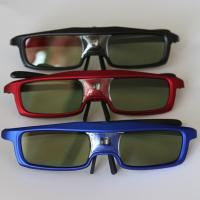 Best Price 3D Eyeglasses Chargeable DLP Link Shutter Glasses Work With Xgimi X6 Beamer