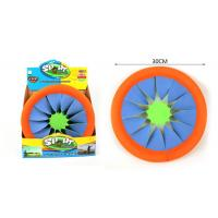 outdoor sport toy frisbee-cloth
