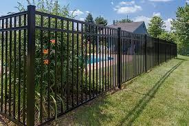 China modular metal fencing prices,aluminum fencing balcony,steel palisade fencing factory on sale