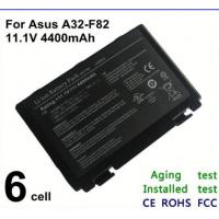 China laptop notebook Battery for Asus A32-F52 A32-F82 L0690L6 L0A2016 F83S K50ID K51 on sale