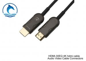 China 4k Hdmi Cable Premium Hdmi Cable HDMI-30EQ , Hdmi Extension Cable For Multimedia on sale