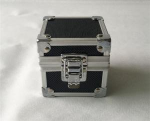 China Small aluminum storage box for watches&jewelleries on sale