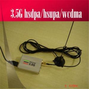 China 7.2Mbps HSPA USB modem with external antenna on sale