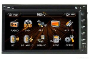 China Double Din Car Dvd Player on sale