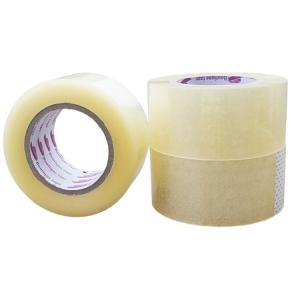 China Good supplier Clear Adhesive Tape Roll Clear tapes packaging sticky-tape on sale