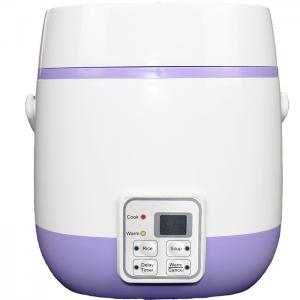 China Knob Electric Rice Cooker Steamer , Electric Cooker Small Size With Measuring Cup on sale