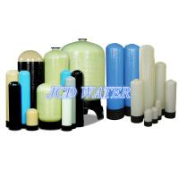 China Vertical Plastic FRP RO Membrane Housing For Domestic , Sea Water Treatment on sale