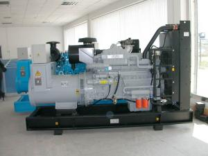 China Soundproof Perkins Diesel Engine Generator 50KVA Industrial on sale