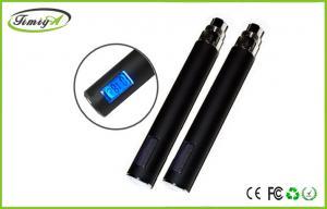 China Variable Voltage VV Ego E Cigarette , Glass Globe Vaporizer 2.5ohm on sale