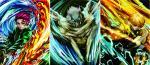 Demon Slayer Lenticular Flip Change Anime 3D Poster,3D Poster Anime Lenticular