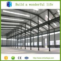 China Cattle buildings double garage prefabricated warehouse building on sale
