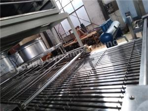 China Stainless Steel Noodles Plant Machine / Instant Noodle Production Line on sale