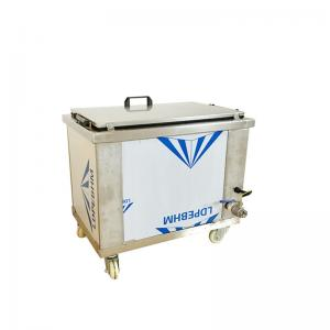 China Filtration System Ultrasonic Cleaning Machine 28khz 40khz For Lab Equipment / Industrial Parts on sale