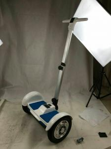 China Gyroscopic Personal Transporter Scooter , Two Wheeled Chariot Electric Scooter With LCD display panel 48V 11Ah battery on sale