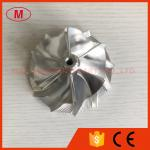 GTP38R reverse 729567-0001 Upgrade 67.00/88.04mm 6+6 blades high peroformance Turbo Billet//alunum 2618 compressor wheel