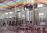 Easy Operation Automatic Juice Filling Machine 10000BPH One Year Warranty