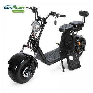 China China Disc Brake 2 Wheel Electric Bike for Adults Factory Citycoco with Front and Rear Suspension Shock on sale