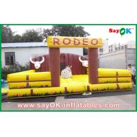 Durable Material PVC Commercial Inflatable Bounce House With Logo Printing