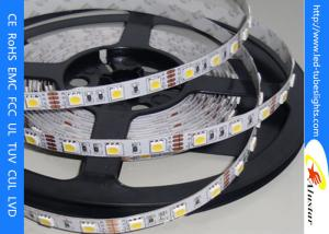 China 360lm 5M Exterior RGB LED Strip Light  5050 SMD , Dimmable LED Strip Lighting on sale