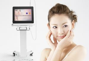China Distributors wanted 980nm medical diode laser vascular removal spider vein removal machine on sale