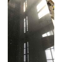 Black Grains Quartz Slab With Cheap Price Artificial Quartz Stone Floor Tiles