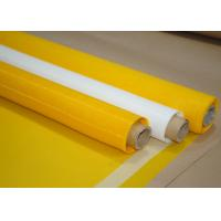 Electronics Printing Polyester Screen Mesh NSF Test With Monofilament Materials