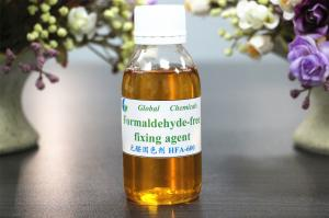 China Cationic Formaldehyde - free Fixing Agent HFA - 200 / - 400 / - 600 Series on sale