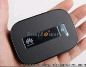 China Huawei E5151 Wifi Usb Router With Sim Card / Ethernet Port Dual Working Mode on sale