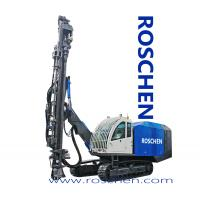 Integrated Hydraulic DTH Drilling Rig Machine for Copper Mine Rock Drilling