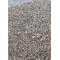China Kerbstone Polished Granite Tiles Flamed Slab 2.6 G / Cm³ Density For Municipal Construction on sale