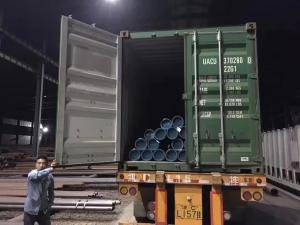 China Long Lifespan Mild Steel Seamless Tube Low Alloy Chromium Molybdenum CrMo Steel supplier