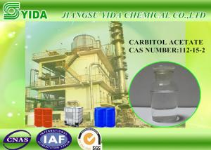 China DCAC Dissolve Grease Solvent Dipropylene Glycol Monomethyl Ether Acetate Cas No 112-15-2 on sale
