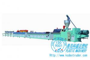 China SJSZ80/156 WPC profile extrusion line| WPC profile production line on sale