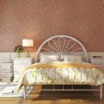 0.53*10M Wallpapers For Office InteriorsBrick Red Color ISO / CS Certification