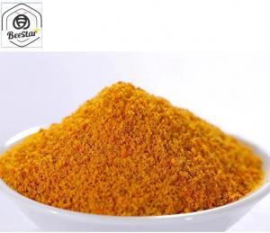 China 100% Pure Natural Mixed Raw Honey Bee Pollen Powder Nourishing on sale